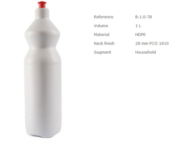 Food PE / PP Bottles